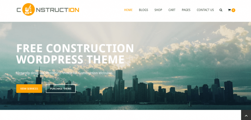 constion min 1024x491 - Top WordPress Themes Download Free 2020
