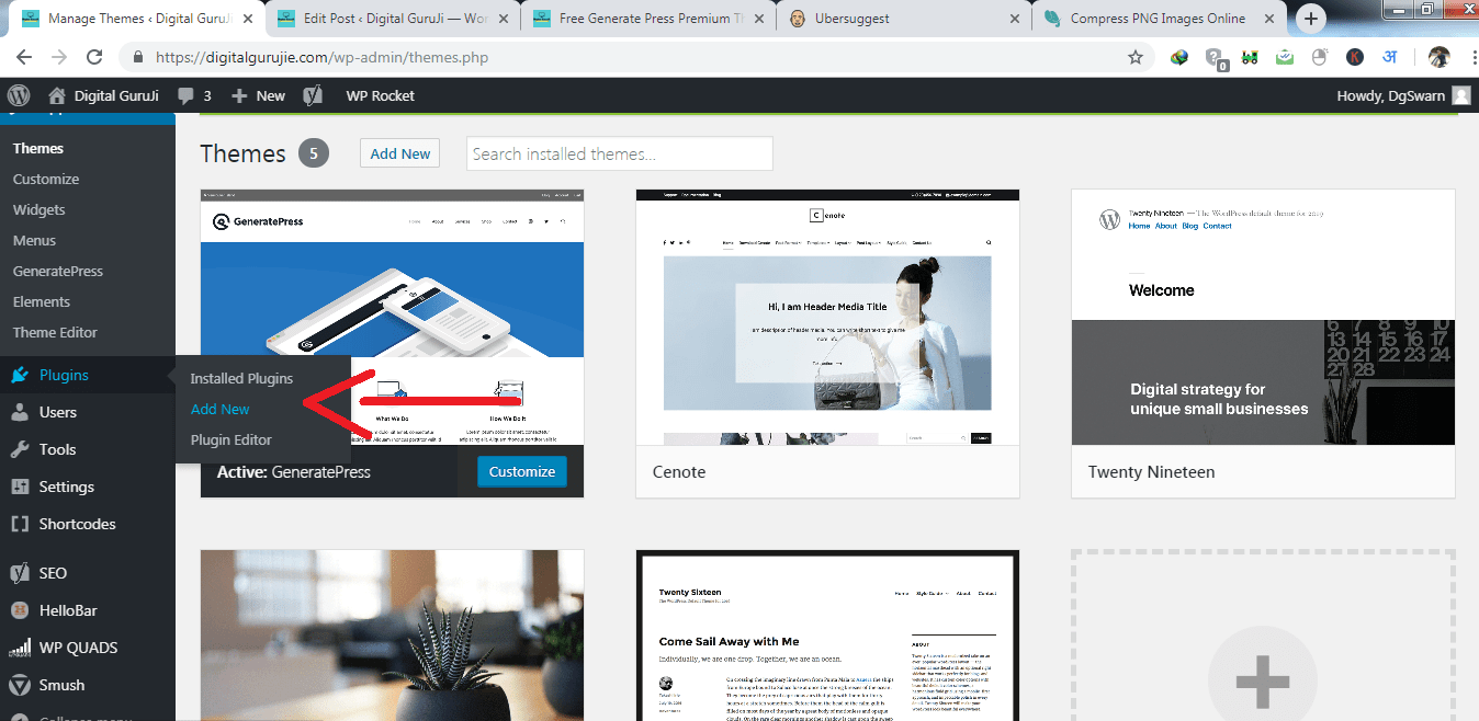 wordpress premium themes free download