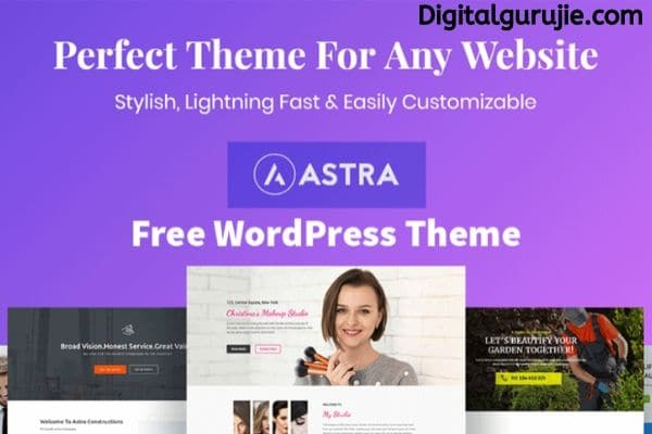 Astra Pro Theme free Download v2.1.4 Letest