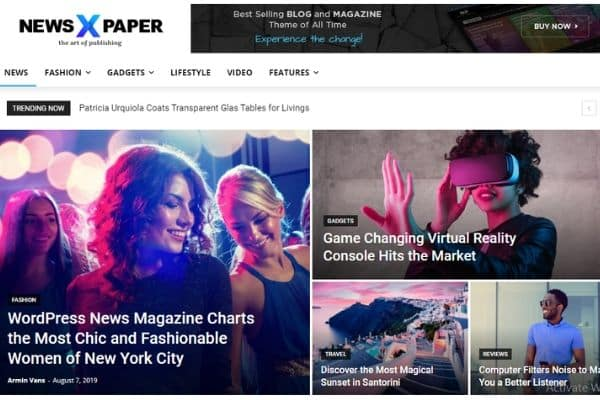 (Download) NewsPaper WordPress Theme v10.2