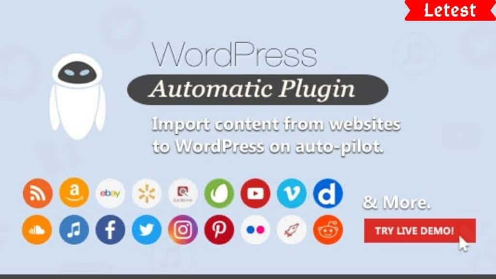 [Download] WP Automatic Plugin Free v3.46.10