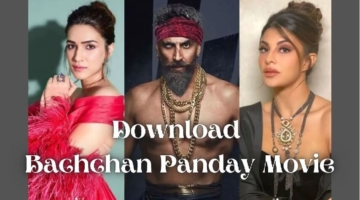 Bachchan Panday Full Movie Download Filmyzilla 720p